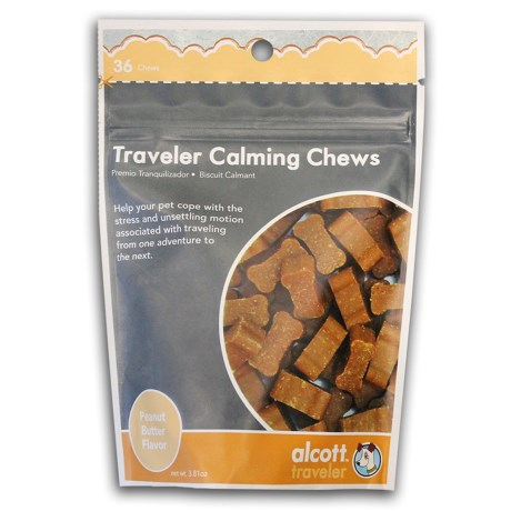 alcott Traveler Calming Chews