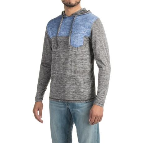 Raw Yarn Industries Hoodie Shirt - Long Sleeve (For Men)
