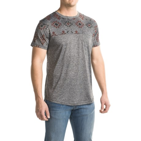 Raw Yarn Industries Navajo Print T-Shirt - Short Sleeve (For Men)