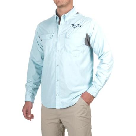 G. Loomis Sentinel Vented Fishing Shirt - UPF 30+, Long Sleeve (For Men and Big Men)