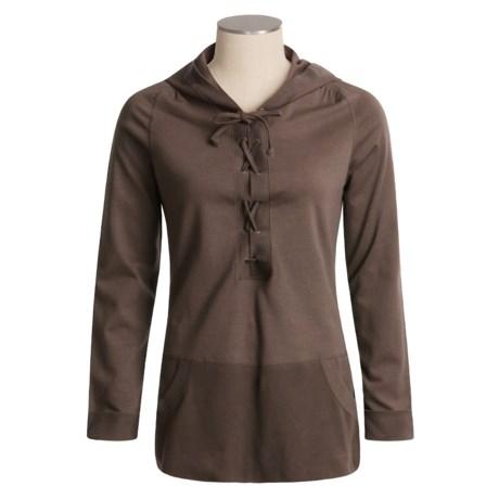 ExOfficio Exsential Hoodie Shirt - UPF 30 (For Women)