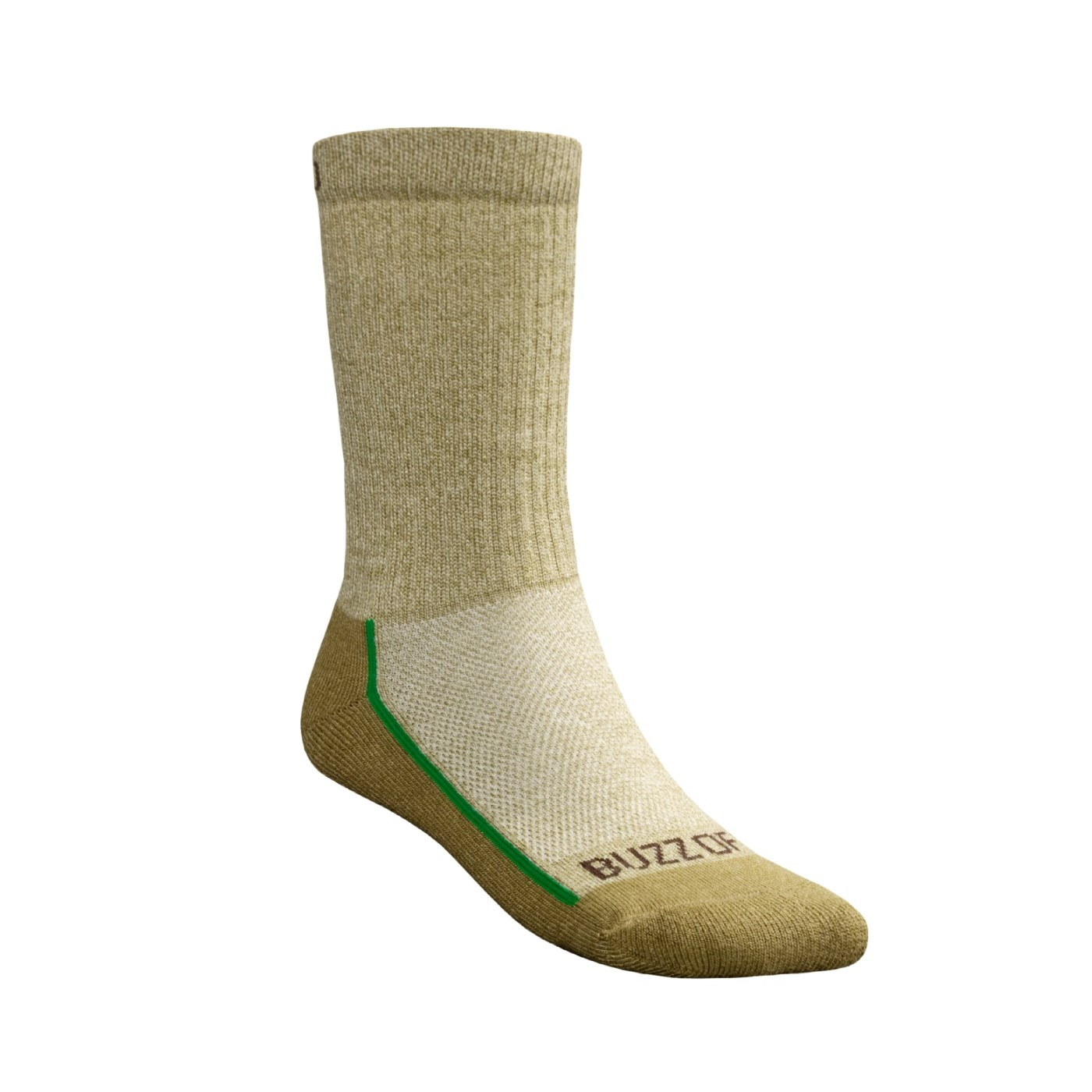 ExOfficio Insect Shield® Vented Hiker Socks (For Men) 2133N 36