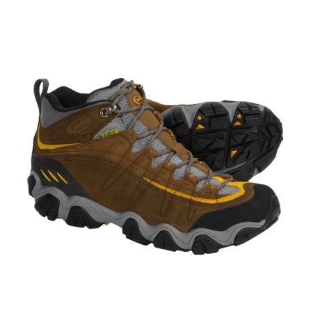 Oboz Footwear Yellowstone Mid Hiking Shoes - Waterproof (For Men)