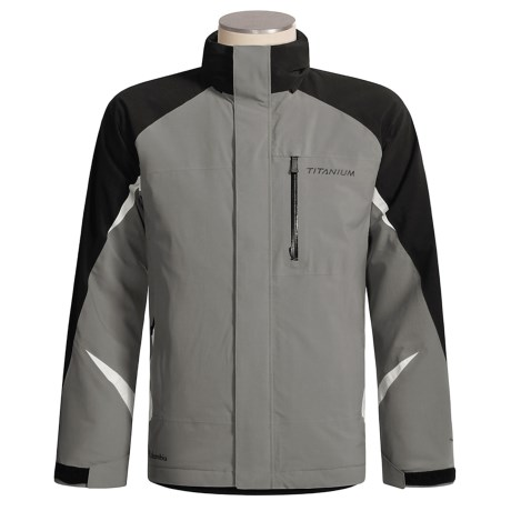 Columbia Sportswear Black Ice Jacket - Waterproof, Insulated (For Men)