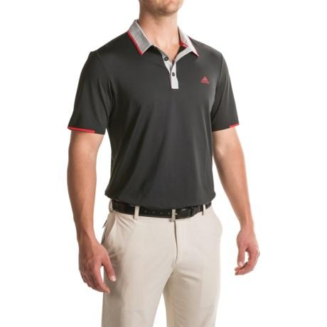 adidas golf ClimaCool® Branded Polo Shirt - Short Sleeve (For Men)