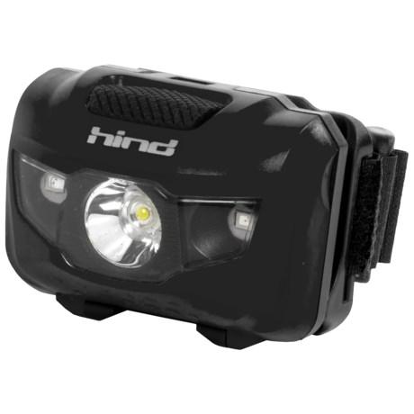 Hind LED Helmet Light