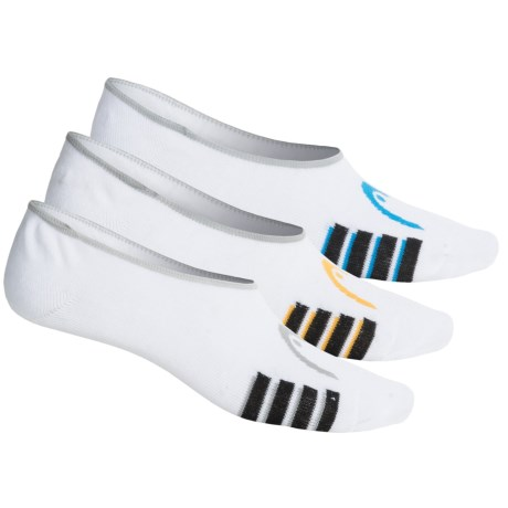 Head Swift-Dry® Liner Socks - 3-Pack, Below the Ankle (For Men)