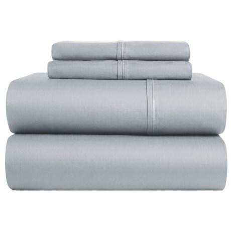 Elite Home Kingston Cotton Sheet Set - Queen, 420 TC
