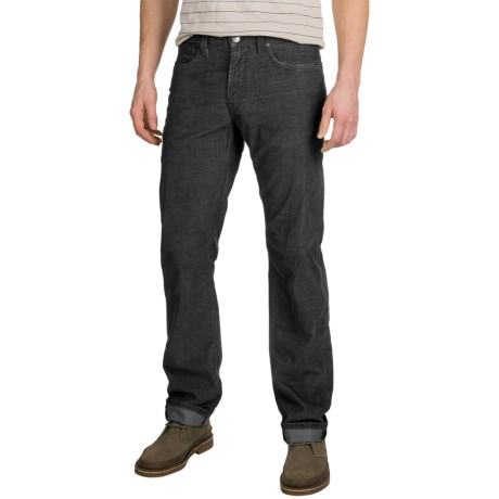 Agave Denim Agave No. 11 Corduroy Pants - Classic Fit, Straight Leg (For Men)