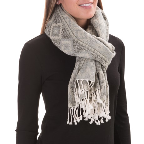 Woolrich Tapestry Wrap (For Women)