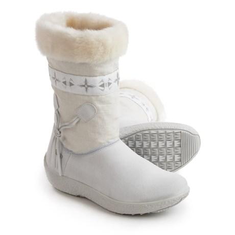 Tecnica Skandia Sport Mid Boots - Suede (For Women)