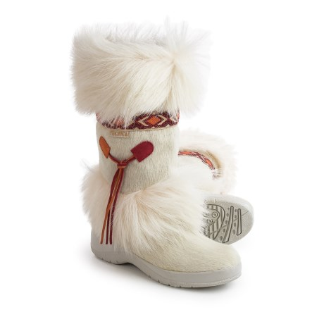 Tecnica Skandia Apres-Ski Winter Boots - Faux-Shearling Lined (For Women)