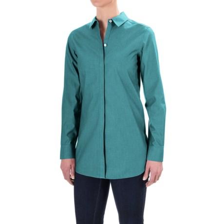 Foxcroft Vanessa Tunic Shirt - Long Sleeve (For Women)