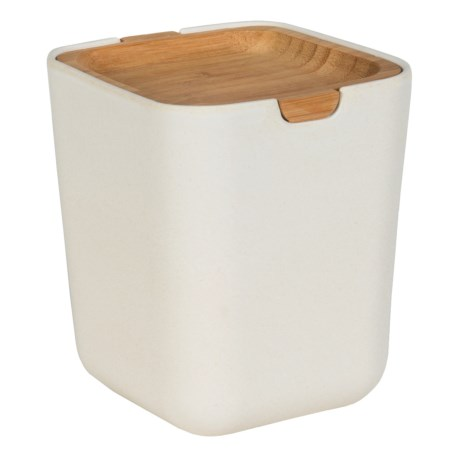 Typhoon Nubu Food Storage Container with Bamboo Lid - 22 oz.