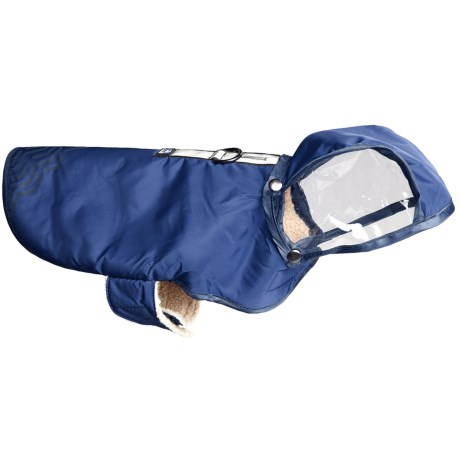 Avalanche Reflective Dog Rain Coat