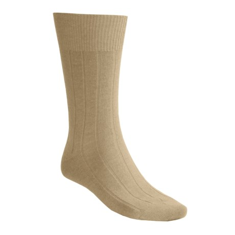 Falke Lhasa Socks - Merino Wool-Cashmere, Mid Calf (For Men)