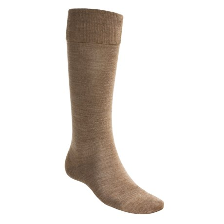 Falke Airport Over-the-Calf Socks - Merino Wool (For Men)