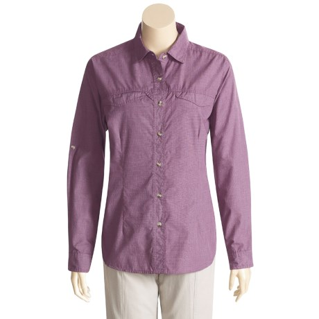 ExOfficio Baja Shirt - Insect Shield®, Long Sleeve (For Women)