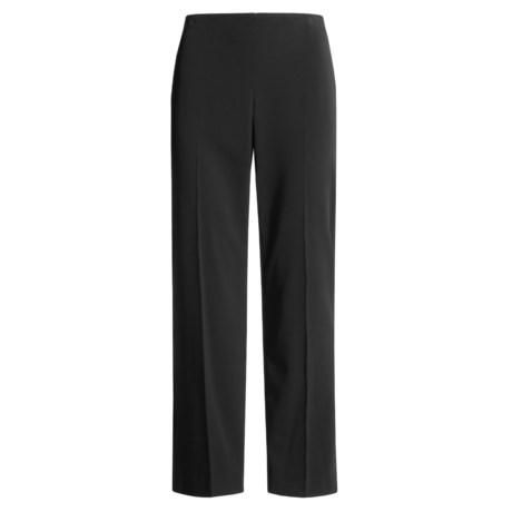 Alex New York Shape-Specific Dress Pants - Side Zip, No Waist, Tapered Leg (For Women)