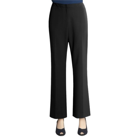 Alex New York Stretch Woven Pants - Fly Front (For Women)