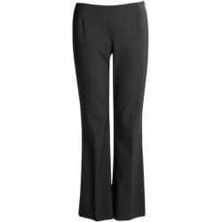 Alex New York No-Waistband Pants - Side Zip (For Women)