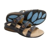 Rogue Monaco Leather Sandals - Slip-Ons (For Women)