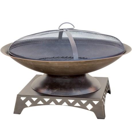 """Blue Rhino Pedestal Fire Pit - 30"""""""