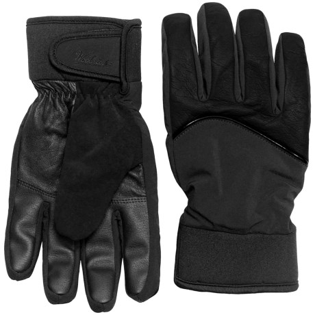 Woolrich Buckhorn Gloves - Leather (For Men)