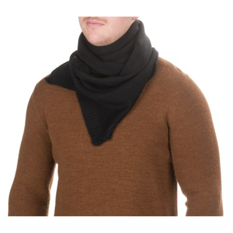 Woolrich Solid Scarf (For Men)