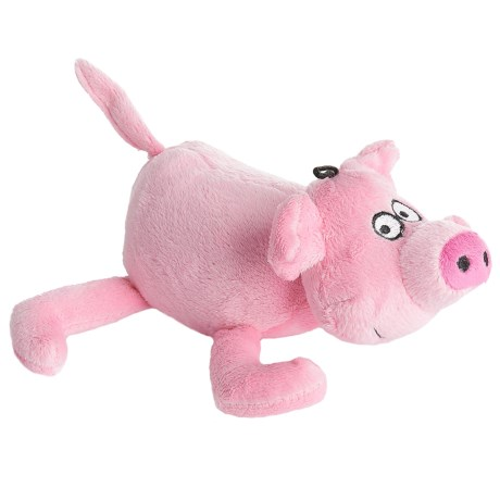 GRRIGGLES Grriggles Piglet Pal Medium Dog Toy