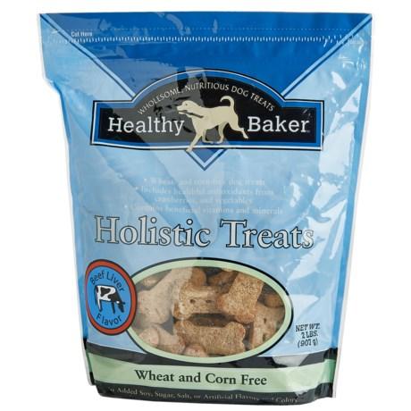 HEALTHY BAKER Healthy Baker Holistic Dog Treats - 2 lb.