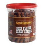 RANCH REWARDS Ranch Rewards Beef Flavored Jerky Stick Dog Treats - 20 oz.