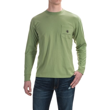 Southern Proper Signs of Season Shirt - Long Sleeve (For Men)