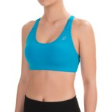 Lorna Jane Commander Sports Bra - Medium Impact, Removable Cups, Racerback (For Women)