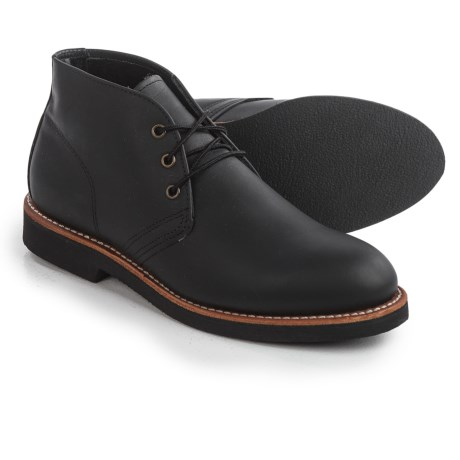 Red Wing Shoes Heritage Foreman Chukka Boots - Leather, Factory 2nds (For Men)