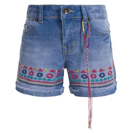 Lucky Brand Riley Shorts (For Little Girls)