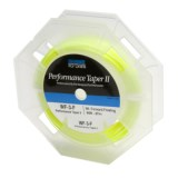 Sage Performance Taper II Fly Line - Weight Forward, Floating