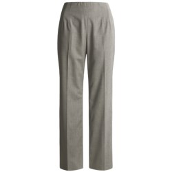 Austin Reed Stretch Gabardine Pants - No Waist, Three Fits (For Women)