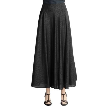 Austin Reed Floral Jacquard Skirt (For Women)