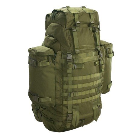 Lowe Alpine Saracen Military Backpack - Internal Frame