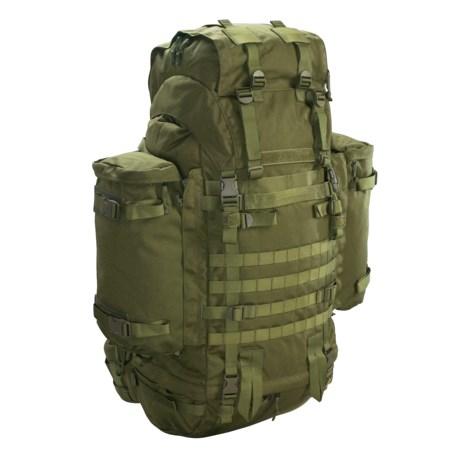 Lowe Alpine Saracen Military Backpack - Internal Frame