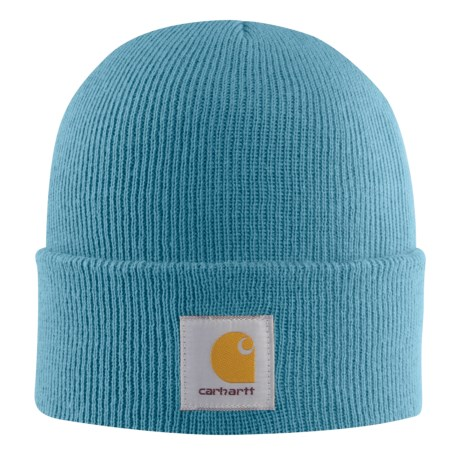 Carhartt Rib-Knit Beanie Hat (For Women)