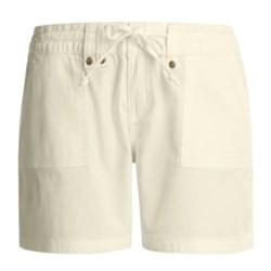 prAna Stretch Tess Shorts - Organic Cotton (For Women)