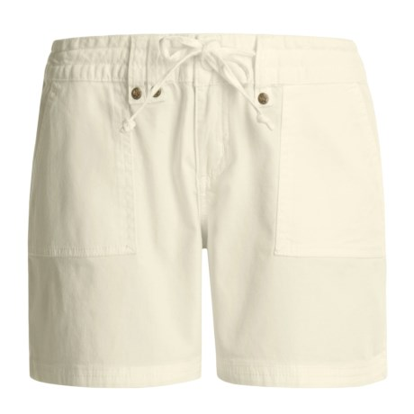 prAna Stretch Tess Shorts - Organic Cotton (For Women)