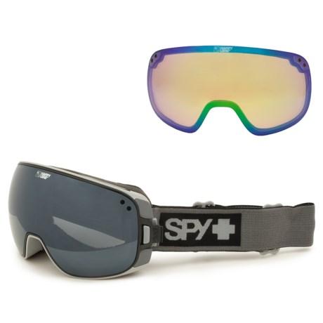 Spy Optics Bravo Ski Goggles - Extra Happy Lens