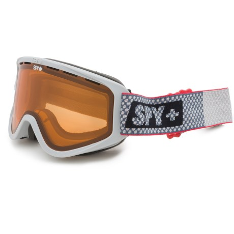 Spy Optics Woot Ski Goggles
