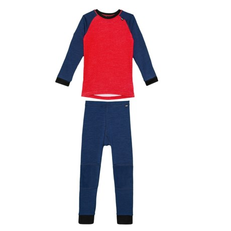 Helly Hansen HH Warm LIFA® Base Layer Set - Merino Wool, 2-Piece (For Little Kids)