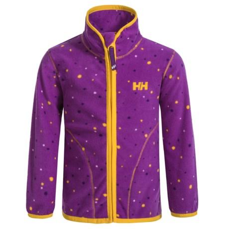 Helly Hansen Shelter Fleece Jacket (For Little Kids)