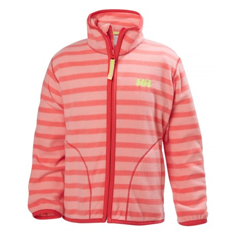 Helly Hansen Shelter Fleece Jacket (For Little Kids)