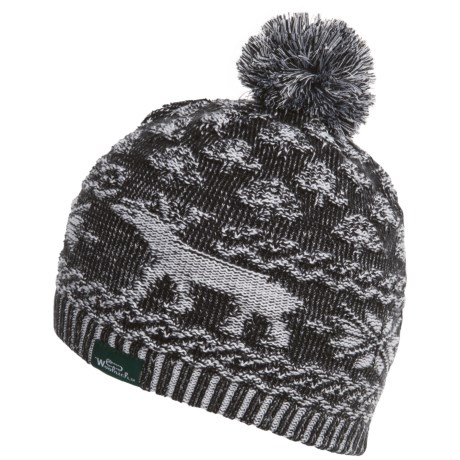 Woolrich Reindeer Beanie (For Men and Women)